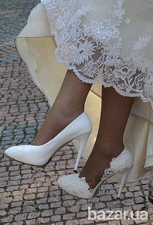 Свадебные туфли - Свадебные аксессуары Киев на Bazar.ua