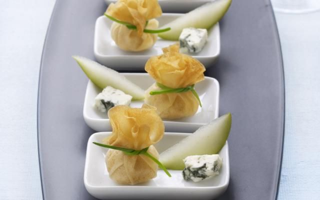 Beursjes met kaas
