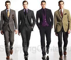 Как правильно выбрать мужское костюм