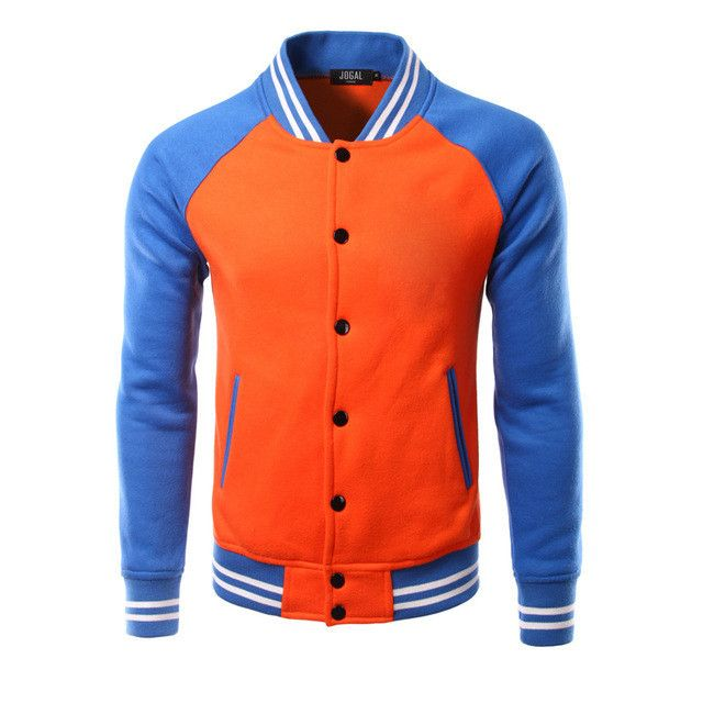 New Japanese Anime Dragon Ball Goku Varsity Jacket Autumn Casual Sweatshirt Hoodie Coat Jacket Brand Baseball Jacket