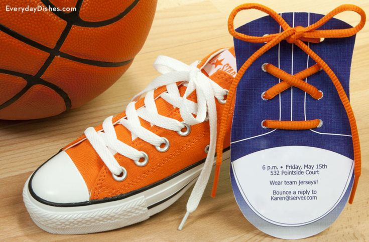 Celebrate the sports fan in your life with these winning basketball sneakers…