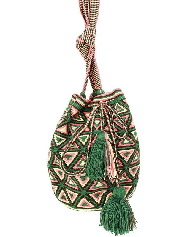 For festivals, the beach, concerts, or just to give some extra spunk to your spring wardrobe, buy Wayiro. #Wayiro #wayuu #fashion #festivalgear #festivalwear #style #color
