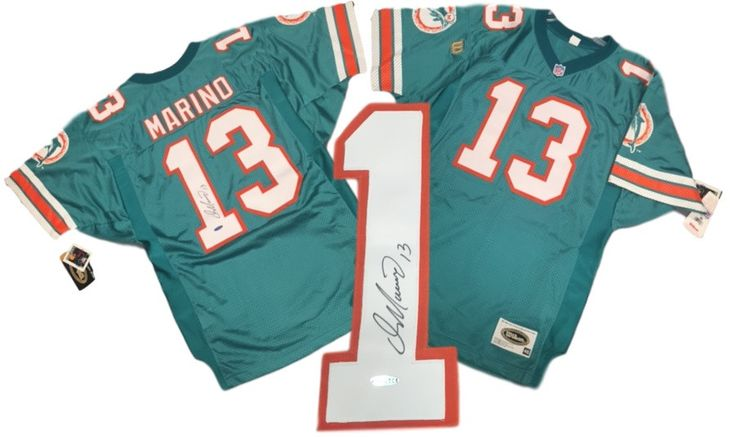 NFL Miami Dolphin... http://www.757sc.com/products/nfl-miami-dolphins-dan-marino-signed-auto-jersey-uda-upper-deck?utm_campaign=social_autopilot&utm_source=pin&utm_medium=pin #nfl #mlb #nba #nhl #ncaaa #757sc