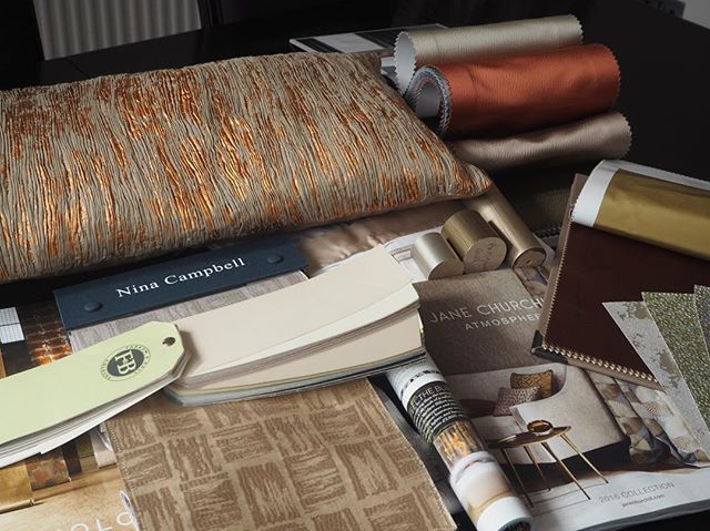 WEBSTA @ lucymeck1 - Finally getting around to interior designing my master bedroom suite eekkkk!!! Slightly obsessed with coppers! Getting some gorgeous silk blinds