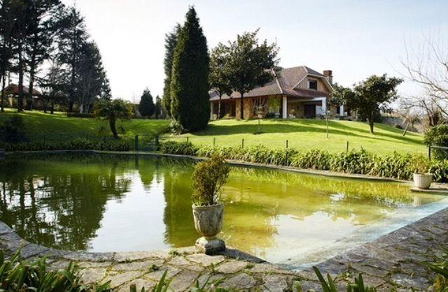 Kaufpreis Reduziert 15 Nachlass Bei Kauf Bis 31 03 2019 Immobilie In Spanien Finca In Meernahe An Der Der Biskaya Zu Verkaufen Golf Courses Field