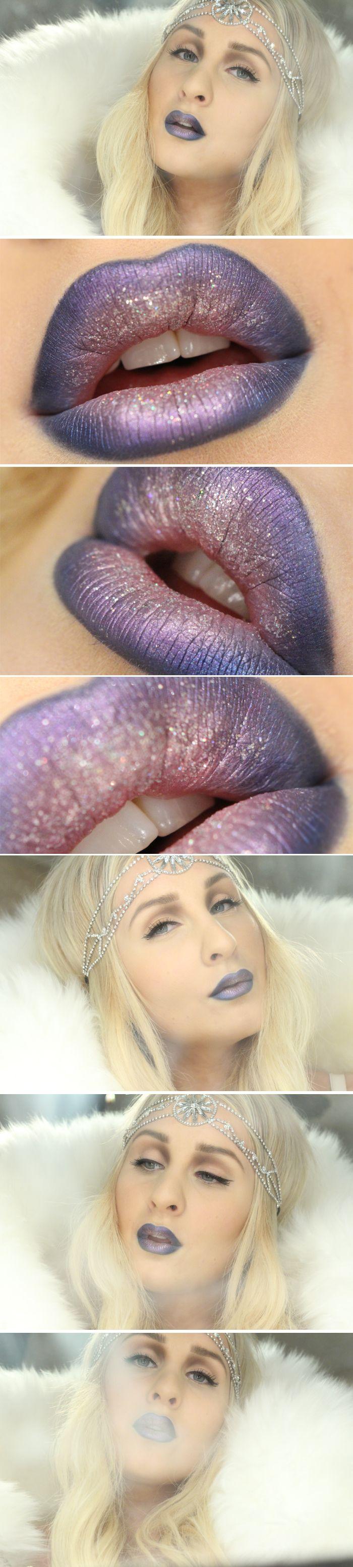 Dagens makeup – OMBRE LIPS | Helen Torsgården – Hiilens sminkblogg