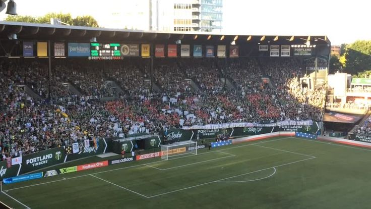 Timbers Army unveils creative tifo ahead of Timbers vs. Vancouver game: Video