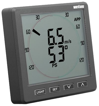 Wind speed/wind direction indicator type WSD834 incl sensor Your Price £1,058.40