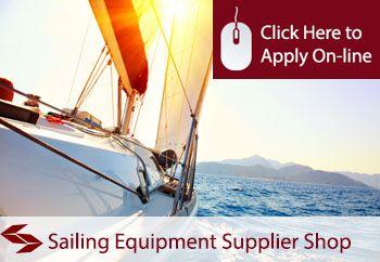 Sailing Equipment Supplier Shop Insurance - Blackfriars Insurance Gibraltar
