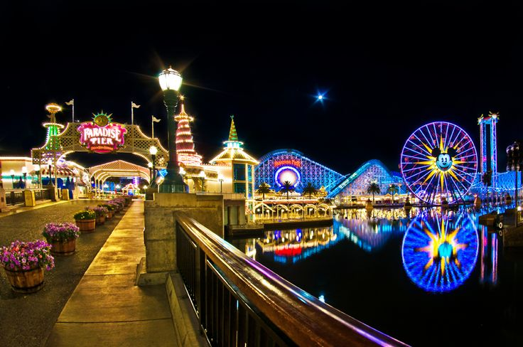Beautiful Disney California Adventure Photos - Disney adventure