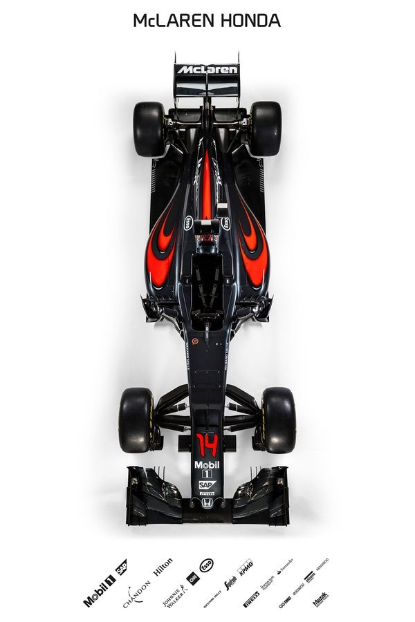 Explore the mind-blowing science and technology that builds the McLaren Honda MP4-31 Formula 1 car.