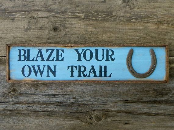 Wood Signs and Sayings Inspirational Signs Rustic by CrowBarDsigns