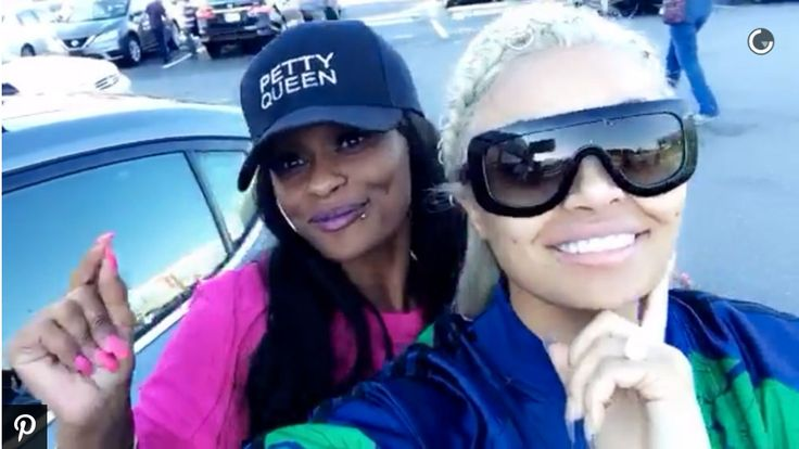 Blac Chyna's Mother Tokyo Toni (Real Name Shalana Jones-Hunter) Has A NEW Car! The Kardashians MONEY Flowing Already! - http://www.ratchetqueens.com/blac-chynas-mother-tokyo-toni-real-name-shalana-jones-hunter-has-a-new-car.html