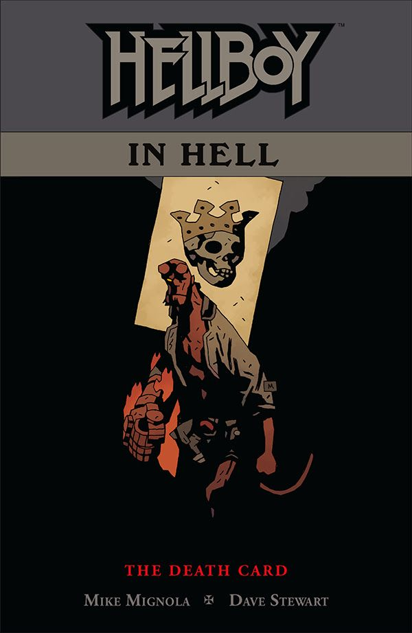 'Hellboy in Hell' Volume 2 Cover Revealed