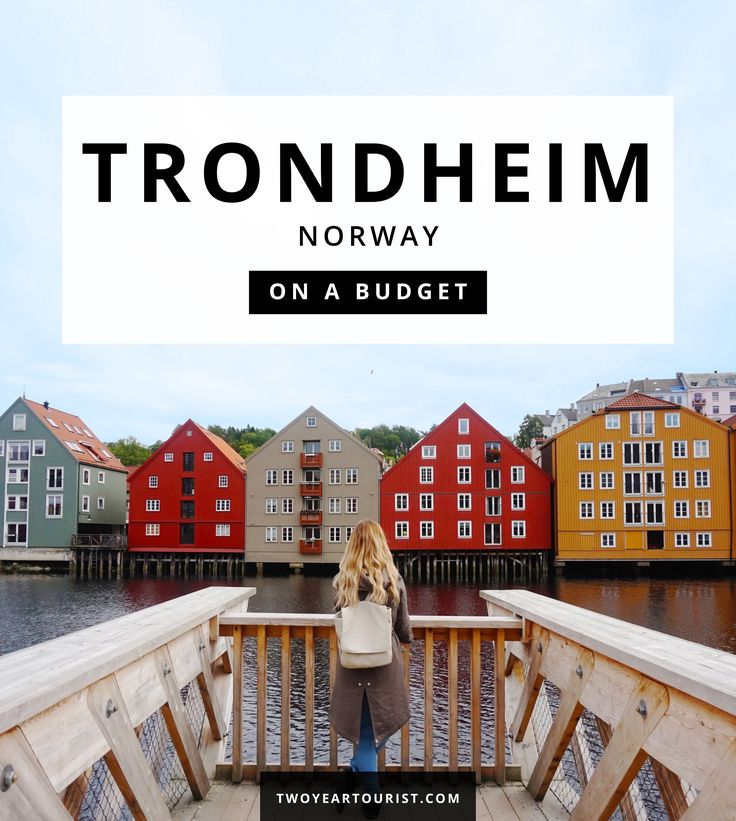 Trondheim, Norway on a Budget