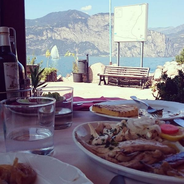 Brenzone, Lago di Garda, Italia