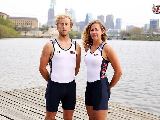 Rowing team to wear uniforms made in USA for Rio Olympics