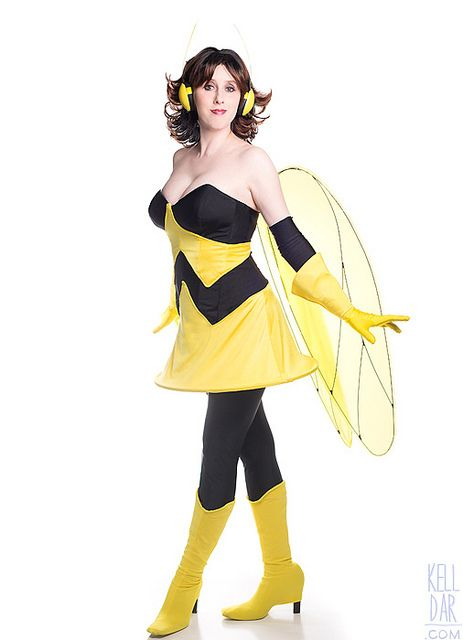 17 best images about Cosplay Ideas: Wasp (Marvel) on ...