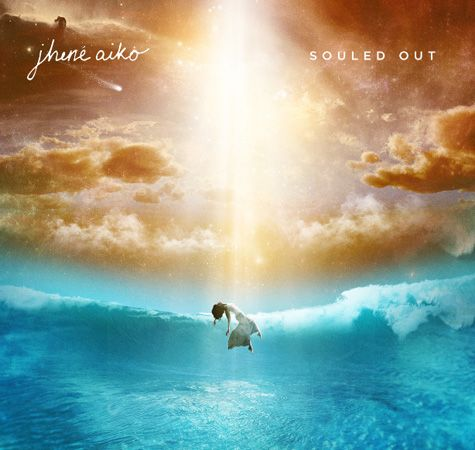 "Jhene Aiko's debut album ""Souled Out"" - September 9th, 2014"