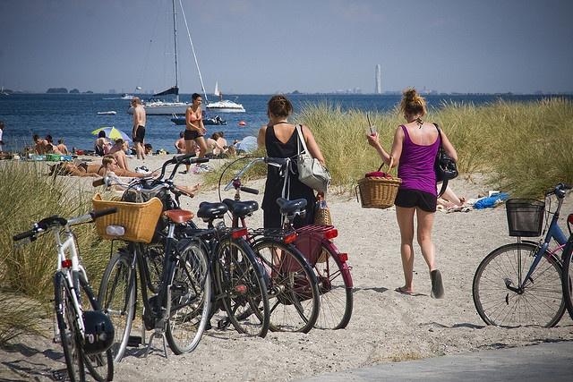 Copenhagen beach