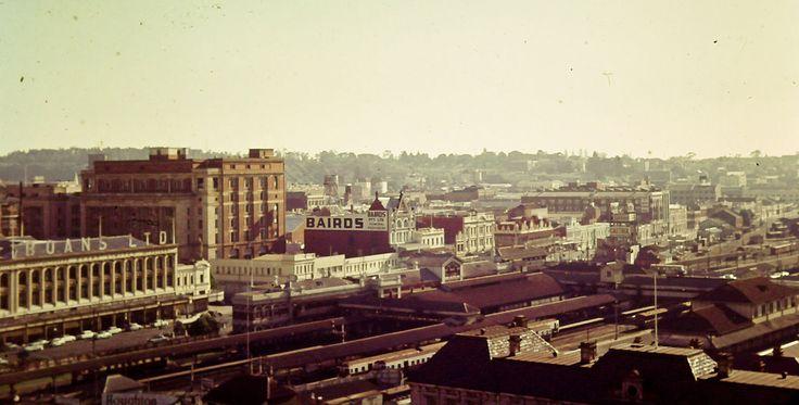 Perth WA c. 1955