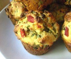 Muffini s papriko