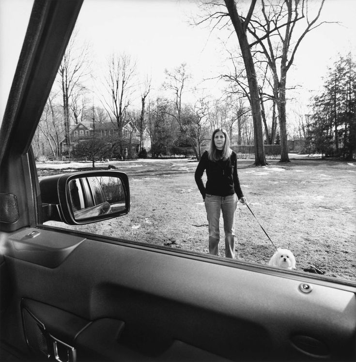 Lee Friedlander: America by Car | MONOVISIONS