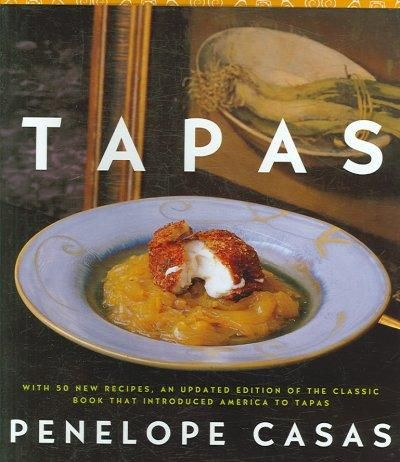 Penelope Casas, who introduced the classic little dishes of Spain to American cooks more than twenty years ago, now gives us a splendid updated edition of that seminal bookwith fifty exciting new reci