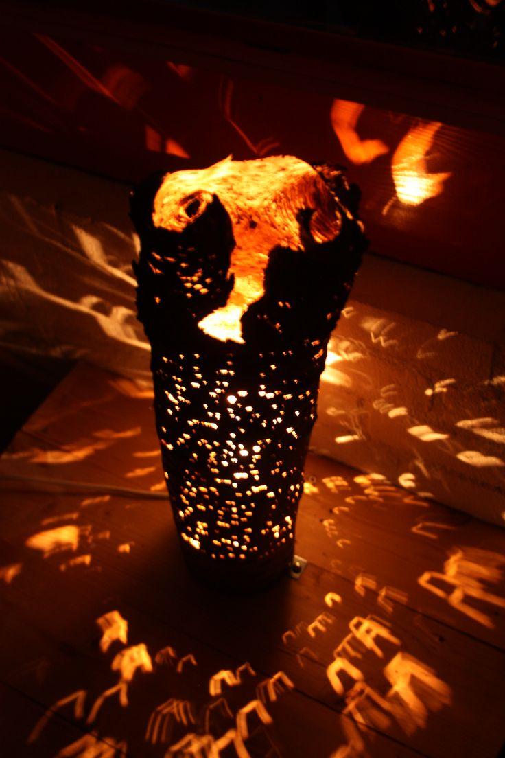 staande schorslamp