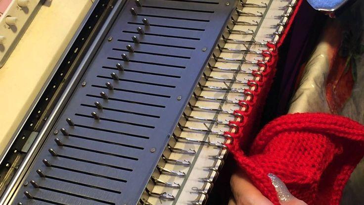 10-Stitch-Technik auf der Strickmaschine Teil 2                                                                                                                                                                                 Mehr