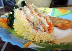 «Мимоза» салат классический, рецепт с фото и пошаговыми инструкциями