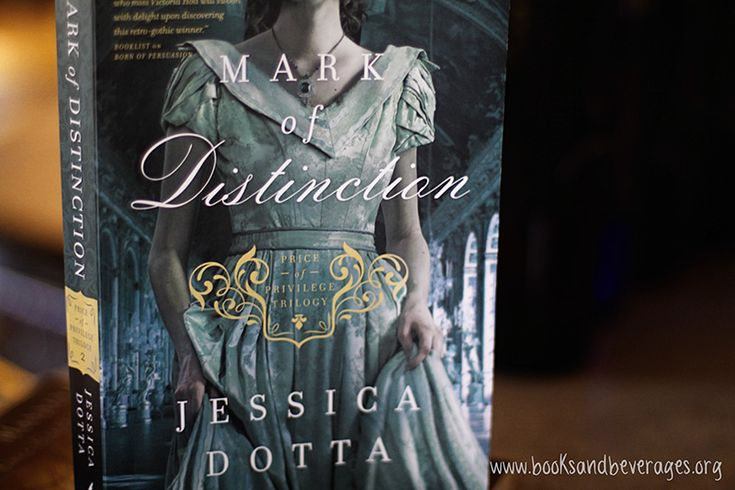 #Bronte and #Austen fans - You'll love this! Mark of Distinction | Jessica Dotta