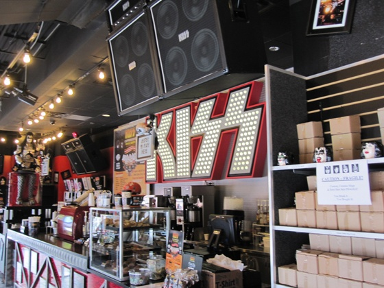 Kiss Cafe Myrtle Beach Sc