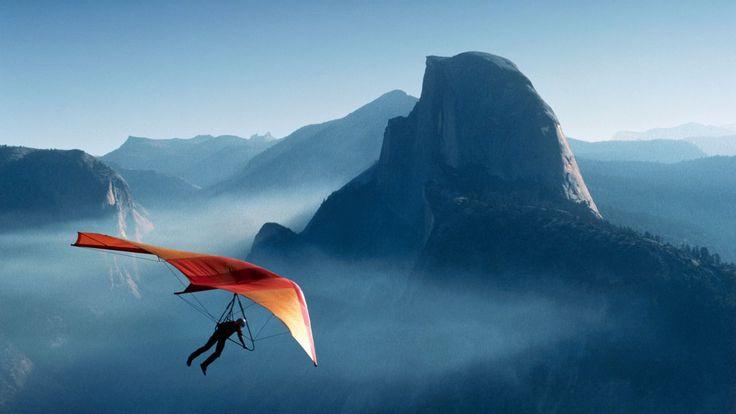 Hang Glide Over Rio de Janeiro