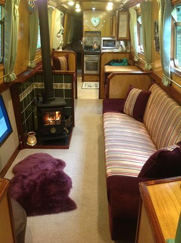 narrowboat sofas - Google Search