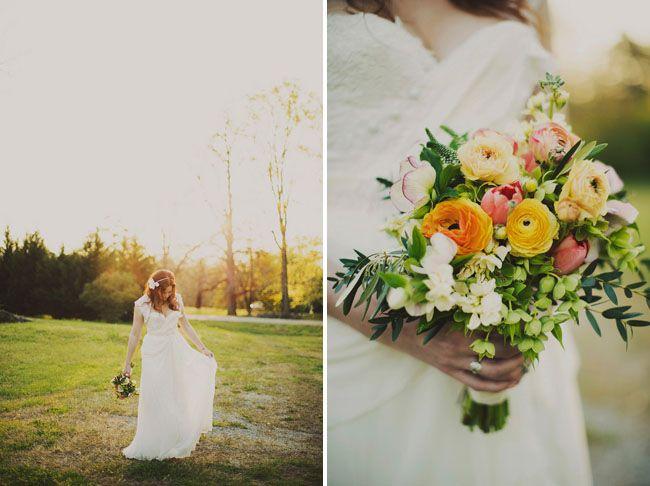 Magical Sunrise Wedding Inspiration