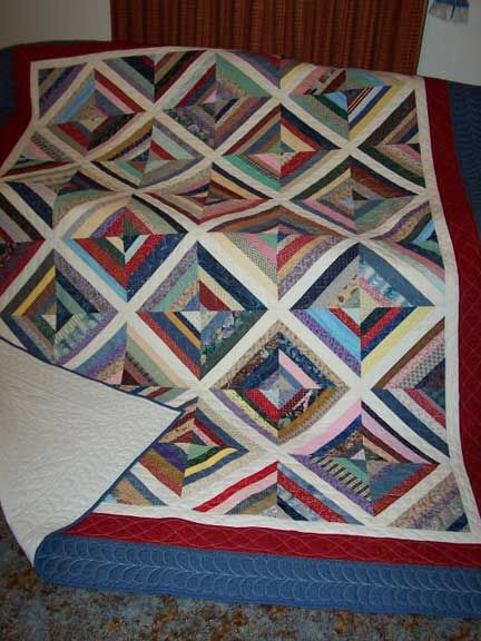 17 Best images about Free Quilt Patterns on Pinterest At the top, Scrappy quilts and The head