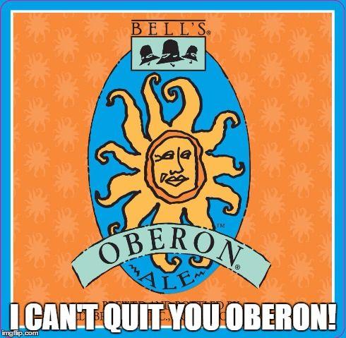 Bell's Oberon Beer Review | SommBeer - Beer Blog