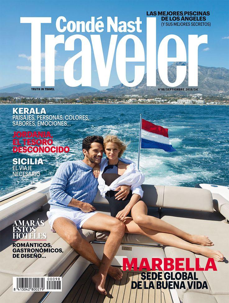 Número 98, septiembre. Marbella, sede global de la buena vida