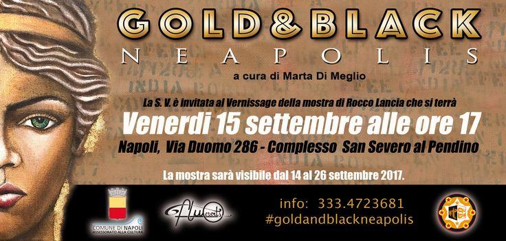 solo exhibition in Naples, the 15 september of 2017 Via Duomo 286