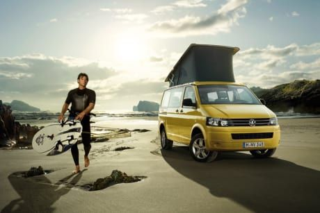 New Volkswagen (VW) California Beach For Sale | Lookers