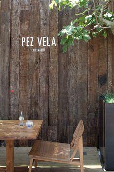 Pez Vela beach restaurant in #Barcelona