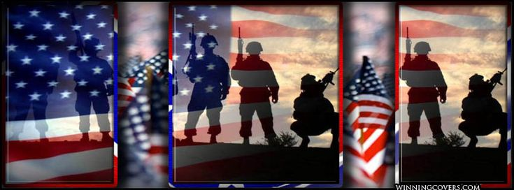 Memorial cover photos : Memorial day timeline cover