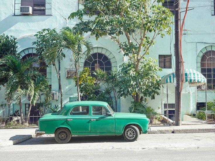 Piękno Kuby