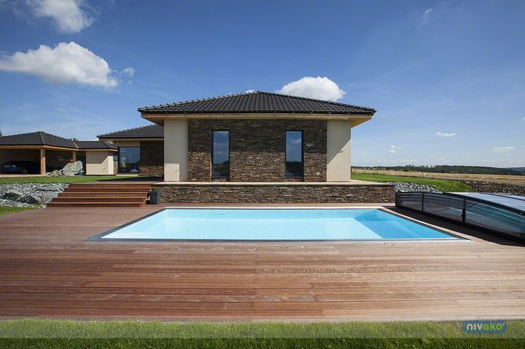 Nice place to live... » niveko-pools.com #lifestyle #design #health #summer #relaxation #architecture #pooldesign #gardendesign #pool #swimmingpool #pools #swimmingpools #niveko #nivekopools
