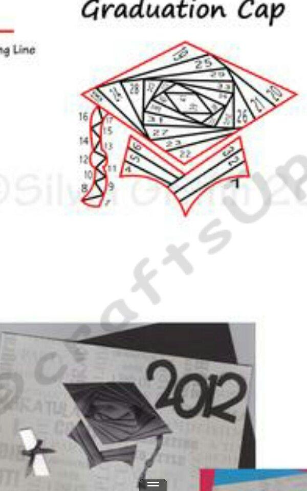 Best Ideas About Iris Folding Patterns And Graduation On