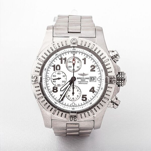Breitling Chronomatic Automatic Watch