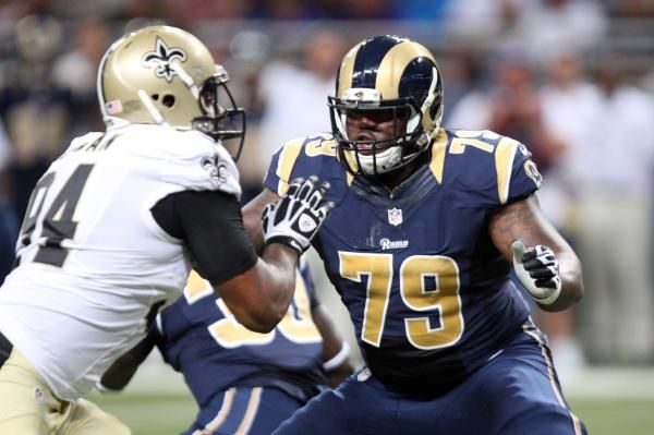 June 15 (UPI) — The Detroit Lions upgraded its offensive line Thursday by trading for Los Angeles Rams tackle Greg Robinson. Robinson will compete at left tackle with newly signed lineman Cyrus Kouandjio, according to coach Jim Caldwell. The Lions are in need of depth at the position as... - #Detroit, #Greg, #Lions, #OL, #Pick, #Robinson, #TopStories, #Trade