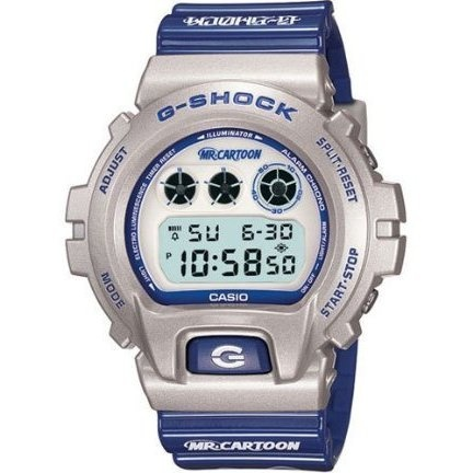 Casio G Shock Limited Edition Mister Cartoon Dw690 ($995)