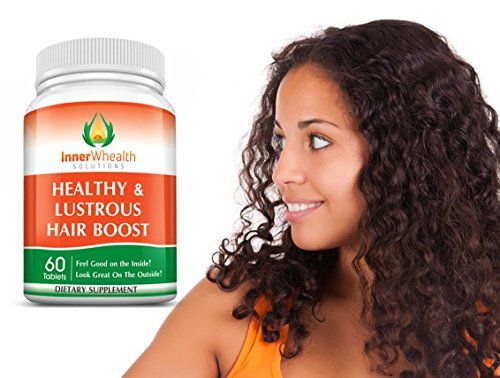 100% Effective Fast Hair Growth Vitamins Supplement Stops Hair Loss! Regrows All Types of Hair To Be Full, Long & Strong! With Biotin & DHT Blockers For Men and Women! + Get Beautiful Nails & Soft Skin!